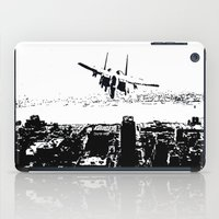 airplane iPad Cases featuring airplane by Anand Brai