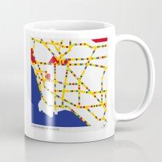 BOOGIE WOOGIE LOS ANGELES Mug