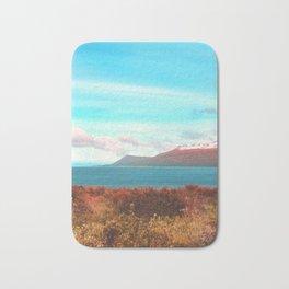 Mountains & Sea Bath Mat