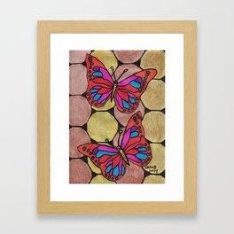 Butterfly #3 Framed Art Print