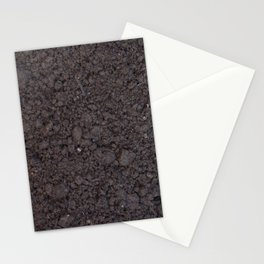 Texture #6 Soil Stationery Cards