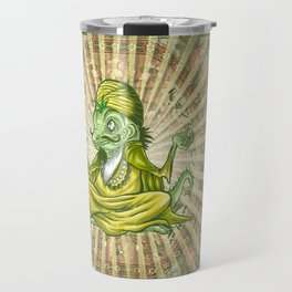 The Iguana Guru Travel Mug
