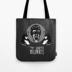 Doctor Who: Weeping Angel Tote Bag