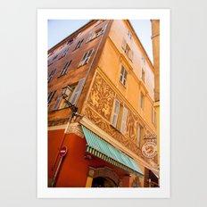 Nice France 5669 Art Print