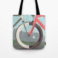 Tour De France Bicycle Tote Bag
