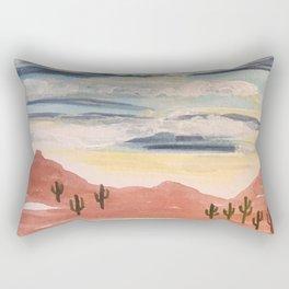 Painted Desert 1 Rectangular Pillow