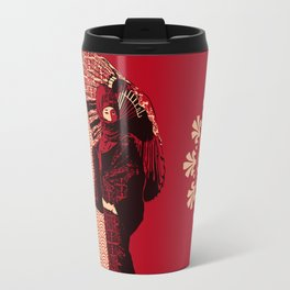ASIAN WOMAN Travel Mug