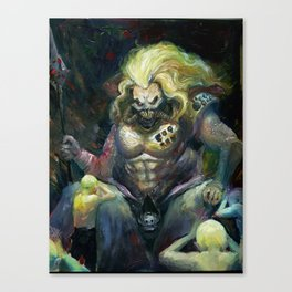 IMMORTAN JOE Canvas Print