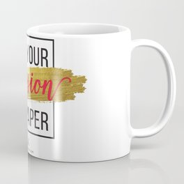Passion to Paper Coffee Mug