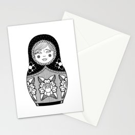The Russian Doll Stationery Cards