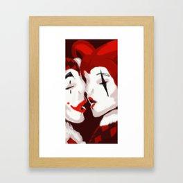 Harlequin Romance Framed Art Print