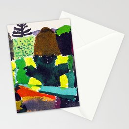 Paul Klee The Park Stationery Cards