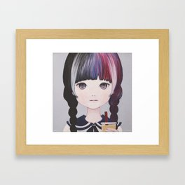 Tapioca Now 2.0 Framed Art Print