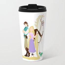 Tangled characters Travel Mug