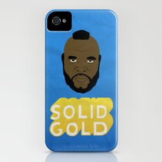 Solid Gold Slim Case iPhone (4, 4s)