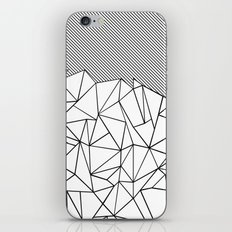 Ab Lines 45  iPhone & iPod Skin