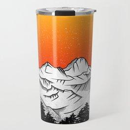 Rila Bulgaria Travel Mug