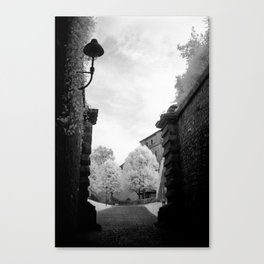 Main Gate Canvas Print