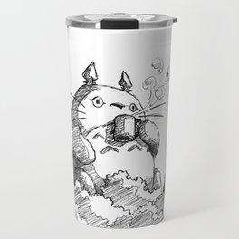 Ghibli Coffee Travel Mug