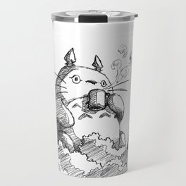 Ghibli Coffee Travel Mug