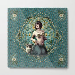 Marie-Louise-Louise Metal Print