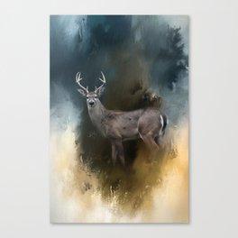 Shiloh Buck Canvas Print