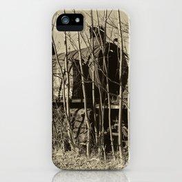 Pochino steam dereliction iPhone Case