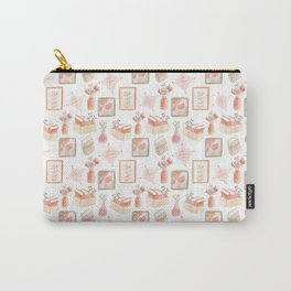 HOME IS WHERE MY BOOKS ARE Carry-All Pouch