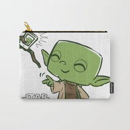 Yoda Selfie Carry-All Pouch