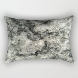 Dragged Rectangular Pillow