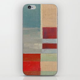 Parallel Bars 1 iPhone Skin