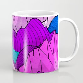 The night time hills Coffee Mug