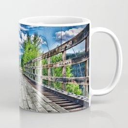 The steps to heaven Coffee Mug
