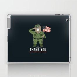 Veteran's Day Laptop & iPad Skin