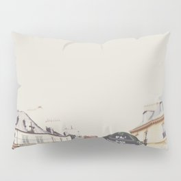 Place Sartre Beauvoir Pillow Sham