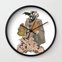 Space Ghost Wall Clock