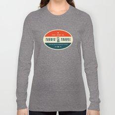Tardis Travel - Fantasy Travel Logo Long Sleeve T-shirt