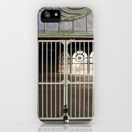 Locked Out iPhone Case
