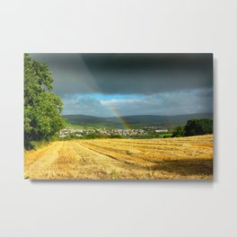 Colours of Day Metal Print