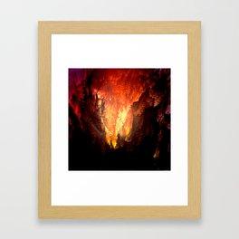Pompeii Framed Art Print