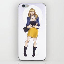 Dinah iPhone Skin