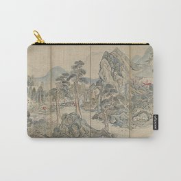 Orchid Pavilion Gathering Carry-All Pouch