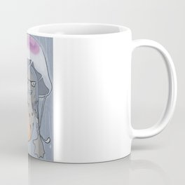Rainstorm-blue Coffee Mug
