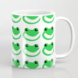 Smug Frogs Coffee Mug