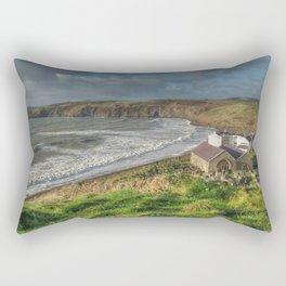 Pilgrims Rest Rectangular Pillow