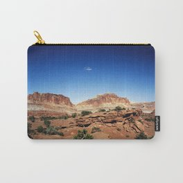 Capitol Reef National Park Utah Old Mammoth Road Carry-All Pouch