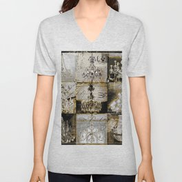 Danse Paree Unisex V-Neck