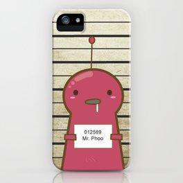 Criminally Cute iPhone Case