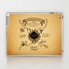 Marauders Map Laptop & iPad Skin