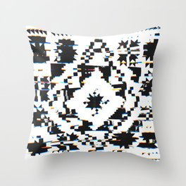 Twisted Quilt Throw Pillow
